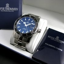 Revue Thommen Steel 45mm Automatic 17030.2137 new United Kingdom, Sheffield