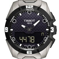 Tissot T-Touch Expert Solar Titan 45mm Siv Bez brojeva