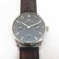 IWC Portuguese Automatic white gold