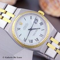 Rolex Datejust Stahl Gold Herrenuhr