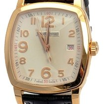 JeanRichard Rose gold Automatic 60116-49-10A-AA6 new