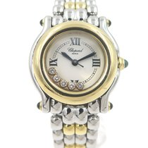 Chopard Happy Sport Gold and steel