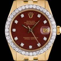 Rolex Datejust Vintage Gold