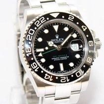 Rolex GMT Master II Stahl Keramik Uhr Ref.116710LN von 2008