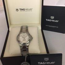 TAG Heuer Kirium Steel 42mm Silver No numerals