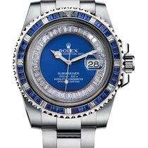 Rolex Submariner Custom Diamonds