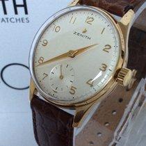 Zenith 1962 9ct gold