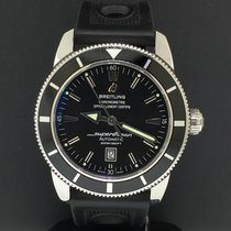Breitling Superocean Heritage A17320 46mm Stainless Steel...