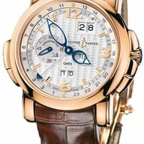 Ulysse Nardin 326-60/60 Rose gold 2019 GMT +/- Perpetual 42mm new