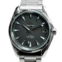 Omega Seamaster Stainless Steel Gray Automatic 231.10.39.21.06...