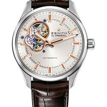 Zenith El Primero Synopsis Steel 40mm Silver United States of America, New York, New York