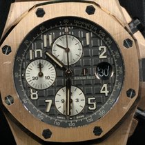 Audemars Piguet 26470OR.OO.1000OR.02 Rose gold 2018 Royal Oak Offshore Chronograph 42mm new United States of America, Florida, Miami