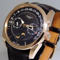 Parmigiani Fleurier Tonda Rose gold 40mm Black Arabic numerals United States of America, California, Los Angeles