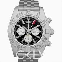 百年灵  Breitling Chronomat GMT 47mm Mens Chronograph - AB041012/BA6