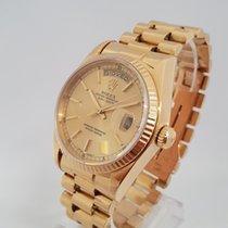 Rolex Day-Date President Gold Vintage 18K