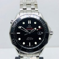Omega Unworn Seamaster Diver Black 300m Co-Axial