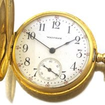 Waltham American Watch Co. Waltham 16298566 Ouro 14k