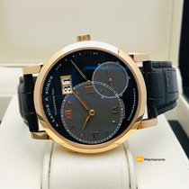 A. Lange & Söhne Grand Lange 1 Rose Gold Box & Documens