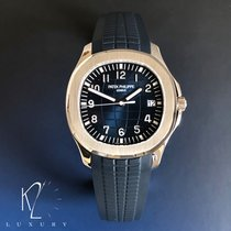 Patek Philippe Aquanaut in White Gold with Blue Dial - Novelty...