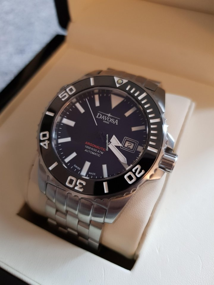 Koupě hodinek Davosa  106c66c06cf