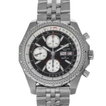 Breitling Bentley GT Steel 44mm Black No numerals United States of America, Maryland, Baltimore, MD