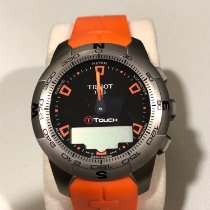 Tissot T-Touch II usados 42.70mm Caucho