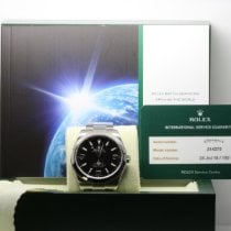 Rolex Steel 39mm Automatic 214270 pre-owned United Kingdom, London