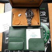 Rolex Sea-Dweller 4000 Acier 40mm Noir Sans chiffres Belgique, Flemalle
