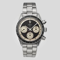 Rolex Daytona Steel 37.5mm White