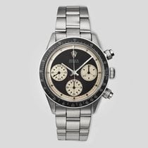 Rolex Daytona Steel 37.5mm White United States of America, New York, New York
