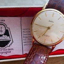 ZentRa Geelgoud 34mm Handopwind tweedehands