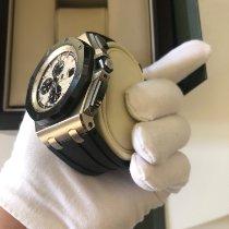 Audemars Piguet Royal Oak Offshore Chronograph Acier 44mm Argent Sans chiffres France, Toulouse