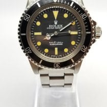 Rolex Submariner (No Date) 5513 1980 occasion