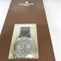 Patek Philippe Perpetual Calendar Platinum 37.2mm Grey United States of America, New York, NY
