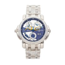 Ulysse Nardin Sonata White gold 42mm Blue No numerals United States of America, Pennsylvania, Bala Cynwyd