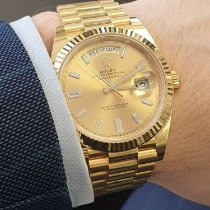 Rolex Day-Date 40 228238-0005 Very good Yellow gold 40mm Automatic New Zealand, Auckland