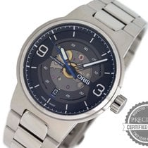 Oris Williams F1 Steel 35mm United States of America, Pennsylvania, Willow Grove