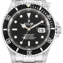 Rolex Submariner Date 16610 1991 pre-owned
