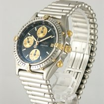 Breitling Chronomat 81950 Very good Gold/Steel 39mm Automatic