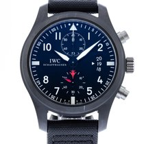 IWC Pilot Chronograph Top Gun IW3880-01 2010 pre-owned