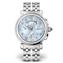 Breguet Damenuhr Marine 34.6mm Automatik neu Uhr mit Original-Box und Original-Papieren 2020
