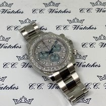 Rolex Daytona Platinum Baguette 116576TBR