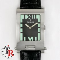Corum Tabogan Acero 24mm Negro Romanos España, Madrid
