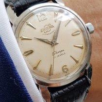 Enicar Servicierte Enicar Sherpa rare white dial Vintage