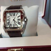 Cartier SANTOS 100 OR/ACIER