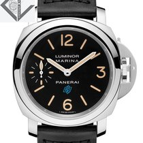 Panerai Luminor Marina Logo Acciaio - 44mm - Pam00631