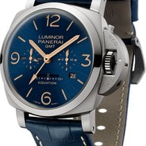 Panerai PAM 670 Luminor 1950 8 Days Equation of Time GMT