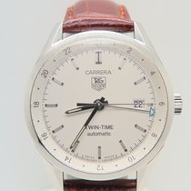 TAG Heuer Carrera Calibre 7 Twin Time (Box&Papers)