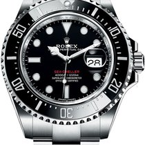 Rolex Sea-Dweller Deepsea Steel Black United States of America, New York, Brooklyn