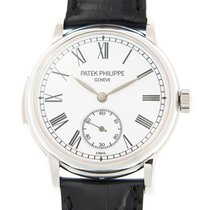 Patek Philippe Minute Repeater Platina 38mm Bílá
